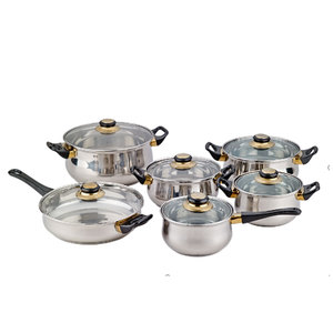 014151 12PC COOKWARE SET