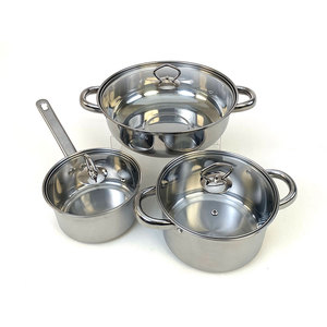 012366 6PCS COOKWARE SET